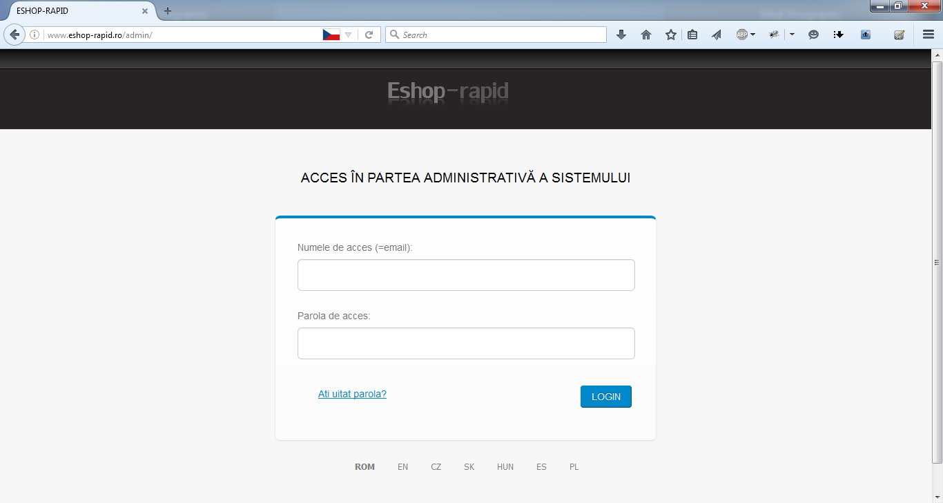 access page